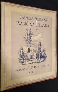 náhled knihy - Ivančina selanka : korutanská povídka