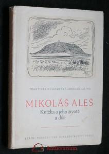 náhled knihy - Mikoláš Aleš : knížka o jeho životě a díle
