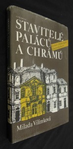 náhled knihy - Stavitelé paláců a chrámů : Kryštof a Kilián Ignác Dientzenhoferové