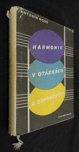 náhled knihy - Harmonie v otázkách a odpovědích