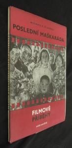 náhled knihy - Poslední maškaráda : filmové příběhy