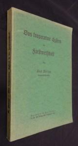 náhled knihy - Das kooperative System der Forstwirtschaft