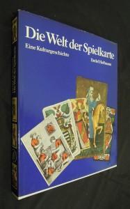 náhled knihy - Die Welt der Spielkarte : Eine Kulturgeschichte