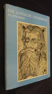 náhled knihy - Die gotische zeichnung in Bohmen