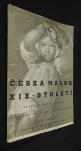 náhled knihy - Česká malba devatenáctého století : část první