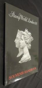 náhled knihy - Stamp World London 90 : souvenir handbook