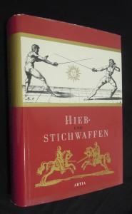 náhled knihy - Hieb- und Stichwaffen