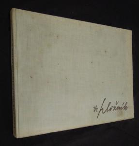 náhled knihy - Grafická tvorba : šest cyklov reprodukcií drevorytov a litografií
