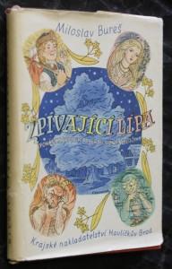 náhled knihy - Zpívající lípa : pověsti a příběhy z Vysočiny