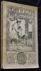 náhled knihy - Památky města Brodu Uherského : [Rukopisná památka]