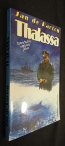 náhled knihy - Thalassa : Dobrodružný, napínavý příběh