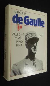 náhled knihy - Válečné paměti 1940 - 1944