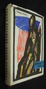náhled knihy - Bronzová brána : římský zápisník