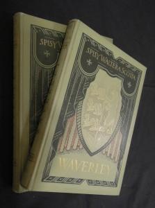 náhled knihy - Spisy Waltera Scotta : Waverley (část první a druhá)