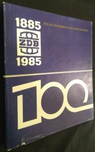 náhled knihy - Sto železáren a drátoven N. P. Bohumín