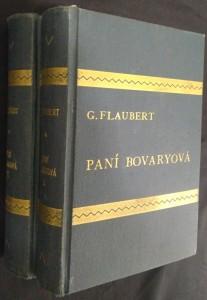 náhled knihy - Paní Bovaryová : venkovské mravy. Díl první a druhý