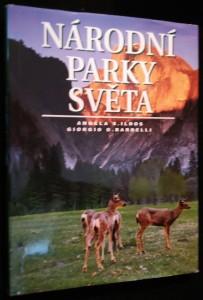 náhled knihy - Národní parky světa