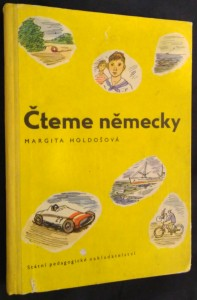 náhled knihy - Čteme německy