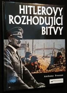 náhled knihy - Hitlerovy rozhodující bitvy