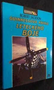 náhled knihy - Guinnessova kniha leteckého boje