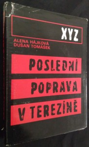 náhled knihy - XYZ : poslední poprava v Terezíně