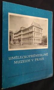 náhled knihy - Uměleckoprůmyslové muzeum v Praze