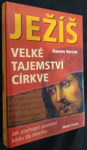 náhled knihy - Ježíš : velké tajemství církve