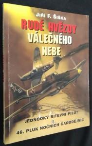 náhled knihy - Rudé hvězdy válečného nebe