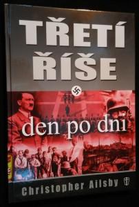 náhled knihy - Třetí říše : den po dni