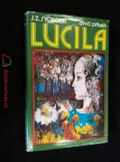 náhled knihy - Lucila : Dívčí příběh