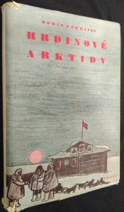náhled knihy - Hrdinové Arktidy : povídky