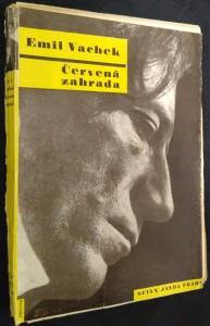 náhled knihy - Červená zahrada : romance