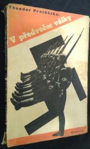 náhled knihy - V předvečer války