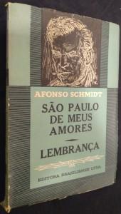 náhled knihy - São Paulo de meus amores, Lembrança
