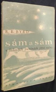 náhled knihy - Sám a sám v ledových pustinách jižní točny