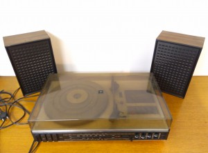 náhled knihy - Multifunkční gramofon, kazeťák, rádio Europhon