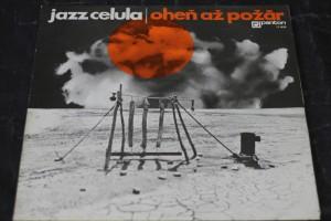 náhled knihy - Jazz celula: Oheň až požár