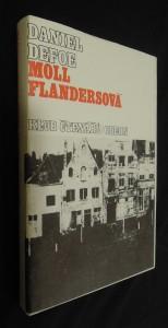 náhled knihy - Moll Flandersová : šťastné a nešťastné příhody proslulé Moll Flandersové ...