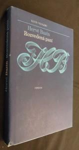 náhled knihy - Rozvedená paní