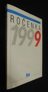 náhled knihy - Ročenka 1999