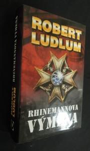 náhled knihy - Rhinemannova výměna