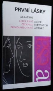 náhled knihy - První lásky : Literární čítanka pro zamilované