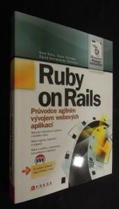 náhled knihy - Ruby on Rails : průvodce agilním vývojem webových aplikací