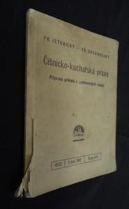náhled knihy - Číšnicko-kuchařská praxe : příprava pokrmů a společenských nápojů