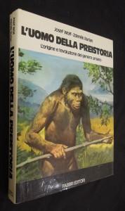 náhled knihy - L'uomo della preistoria : L'origine e l'evoluzione del genere umano