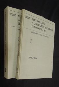náhled knihy - Metrologie a zavedení soustavy jednotek SI : převodní vztahy a tabulky I. a II.