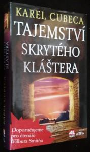 náhled knihy - Tajemství skrytého kláštera