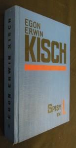 náhled knihy - Spisy sv. I. : prašná brána