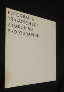 náhled knihy - Fotografie třicátých let z časopisu Photographik : katalog výstavy, Brno 7. 10.-2. 11. 1986