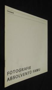 náhled knihy - Fotografie absolventů FAMU : katalog výstavy, Brno 22. 10.-24. 11. 1985